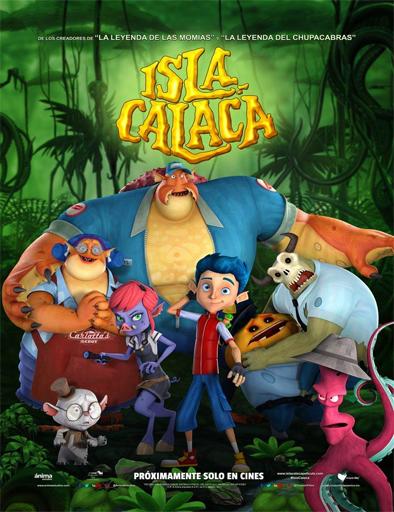 Ver Isla Calaca (2016) Online