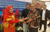 Penilaian Kinerja Stunting, Kabupaten Bima Raih Peringkat III