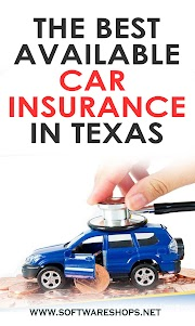 The best available car insurance in Texas
