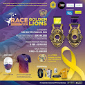 Race with Golden Lions • 2021