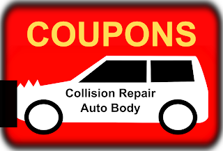 Coupons for Auto Body Work & Collision Repairs