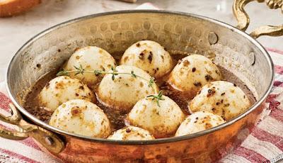البيض المسلوق التركي - يومورتا كاباما