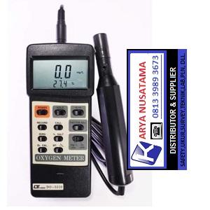 Jual Lutron Oxigen Meter Type DO-5510 di Kalimantan
