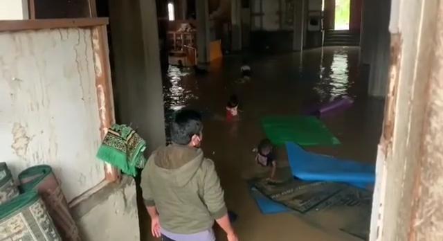 Aceh Tengah Kembali Banjir