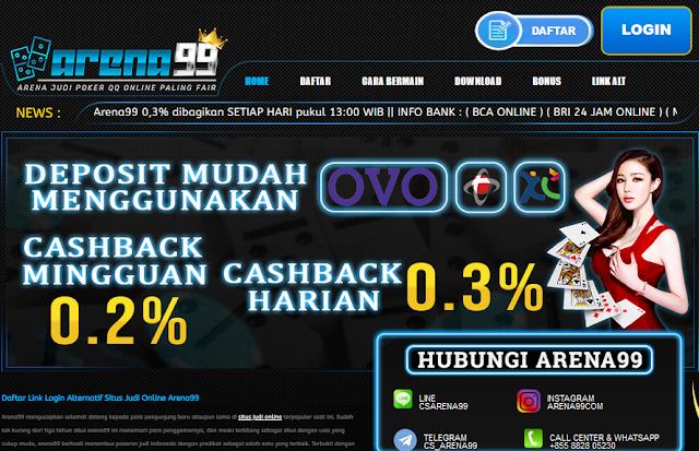 Situs Poker Terbaru Gampang Banget Joinnya dan Deposit Termurah