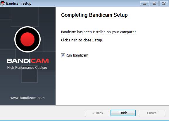 Cách tải và hướng dẫn cài đặt Bandicam trên máy tính Win 7/8/10 miễn phí f