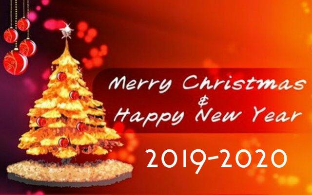 Kumpulan Ucapan Selamat Natal 2019 dan Tahun Baru 2020 ...