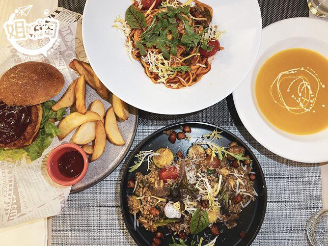 覓Meet Vegan-鼓山區素食料理