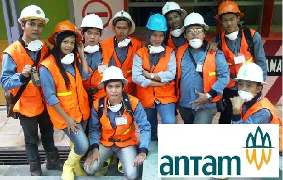 Lowongan Kerja BUMN PT Aneka Tambang (Persero) Hingga Januari 2017
