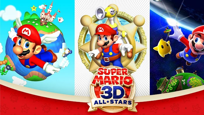 Download Super Mario 3D All-Stars-CPY FREE