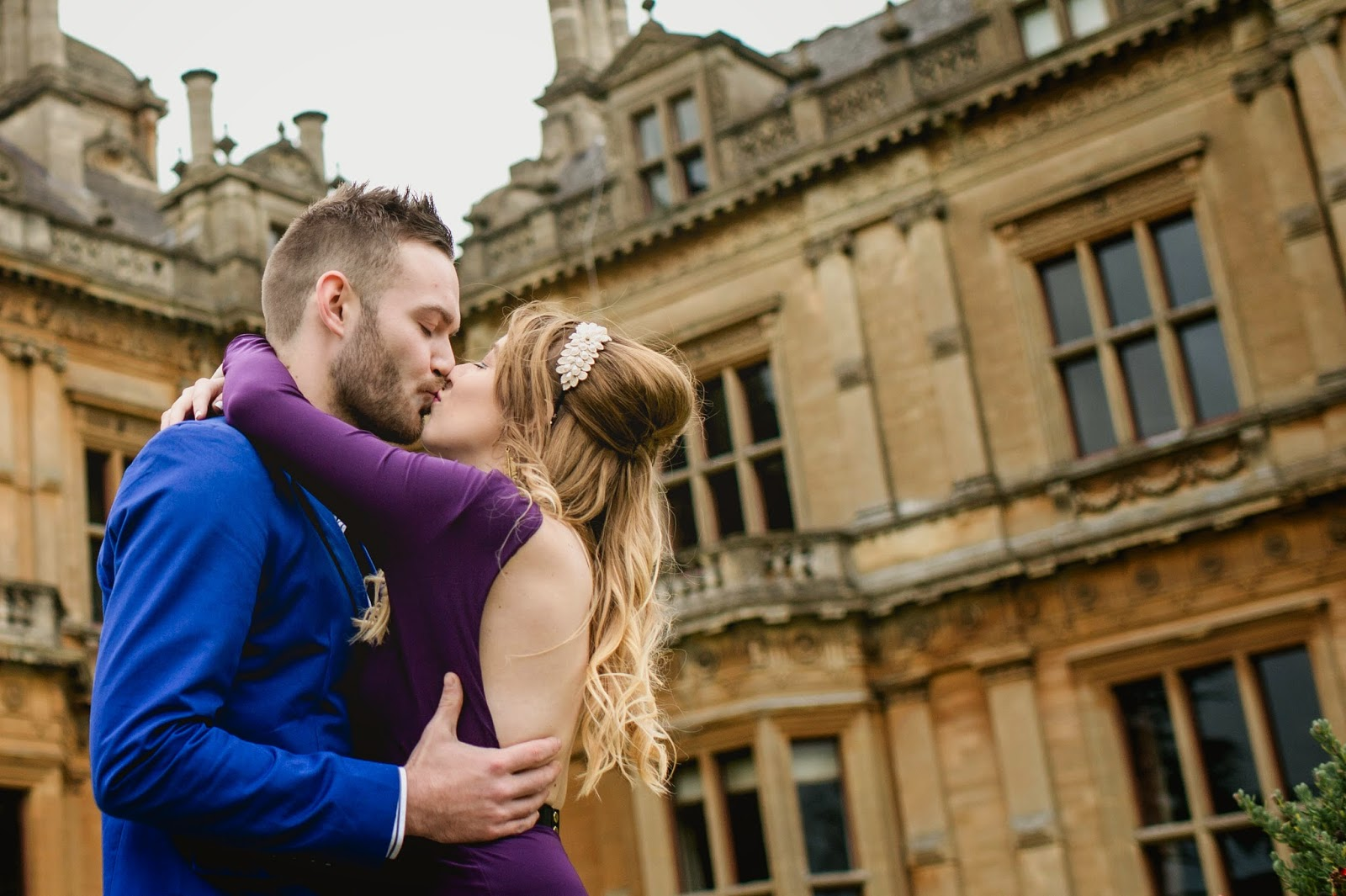 Engagement Shoot | Westonbirt School | Gloucestershire