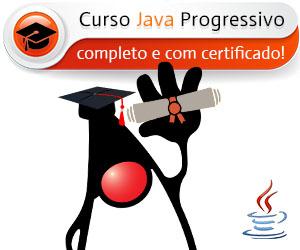 Curso Java Progressivo