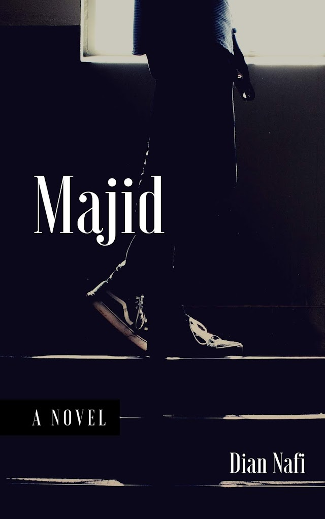 Novel Baru: Majid #DNBooks