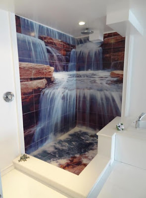 Kamar mandi 3D