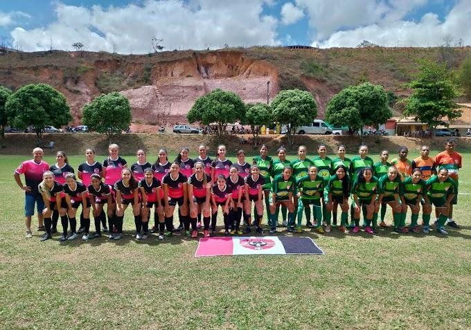 Em amistoso pelo futebol feminino, Garotas do Vale goleia o Fênix, em Imbé de Minas