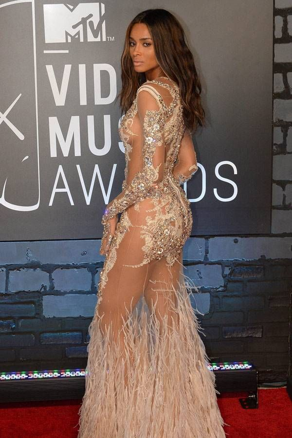 Ciara in Givenchy Couture – 2013 MTV Video Music Awards