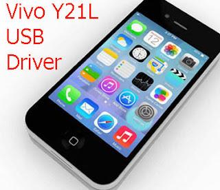 Vivo Y21L USB Driver Download