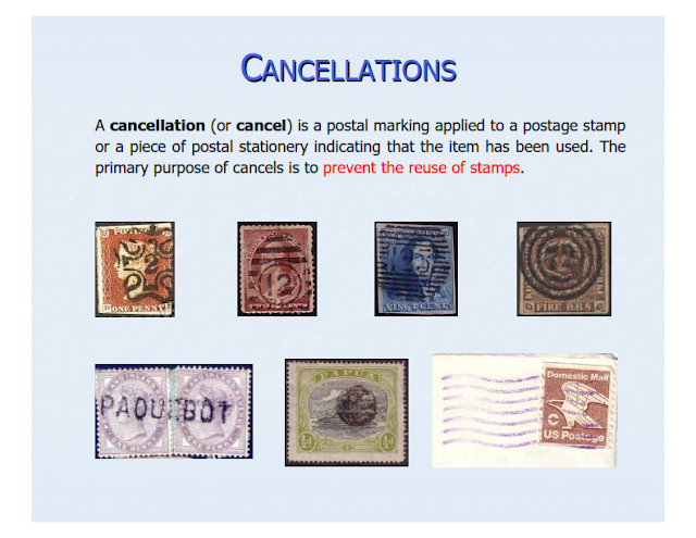 Postmarks & Cancellations