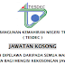 Pusat Pembangunan Kemahiran Negeri Terengganu (TESDEC) - Iklan Jawatan Kosong 2019