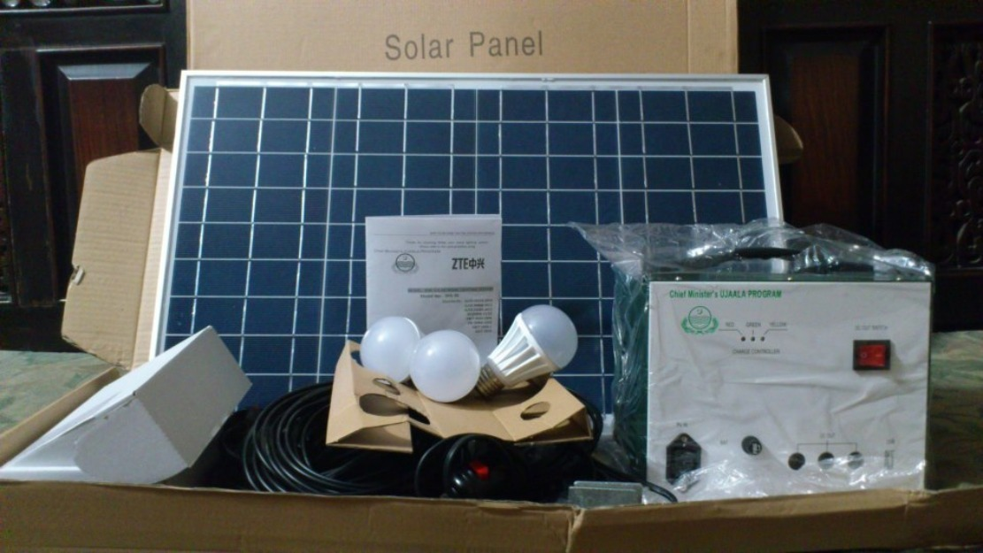 Soler 4 Sale Solar Panel 30 Watt With Battery Amp Ups For Sale