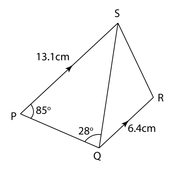 Solution of Triangles Long Questions (Question 2)