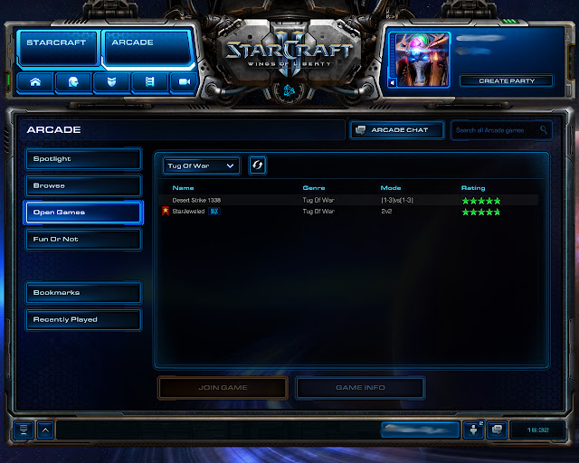 how to create a custom game in starcraft 2