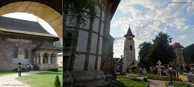 Viaje a Rumanía: monasterios pintados y Piatra Neamt