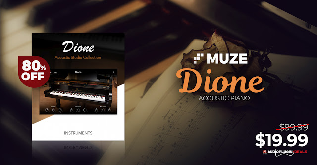 80% OFF: Dione Acoustic Piano by Muze & Playthrough