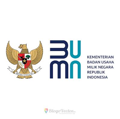Kementerian BUMN RI 2020 Logo Vector