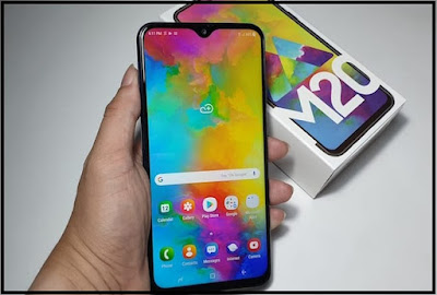 Harga Samsung Galaxy M20 Terbaru di Indonesia dan Spesifikasi Samsung Galaxy M20, harga samsung galaxy m20, spesifikasi samsung m20 terbaru, samsung m20 harga terbaru