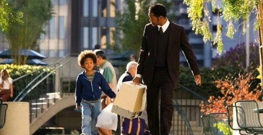 film tentang kemanusiaan The Pursuit of Happyness