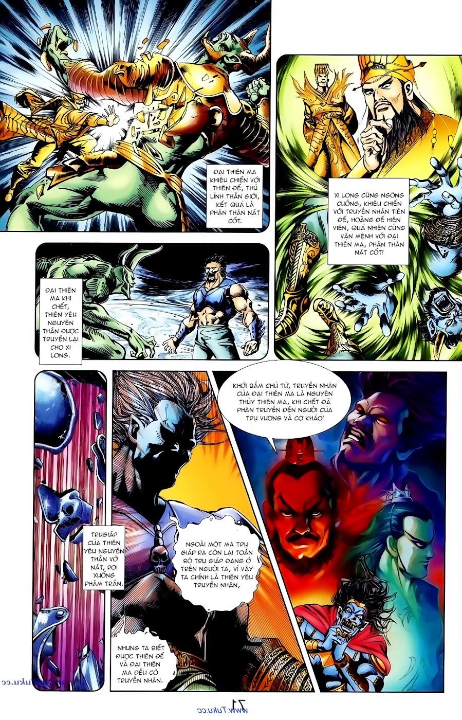 Cơ Phát Khai Chu Bản chapter 101 trang 8