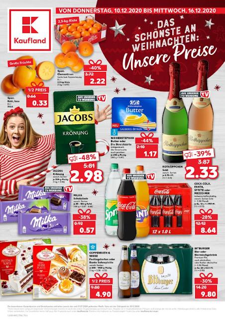 KAUFLAND  Prospekt - Angebote  ab 07.12 / ab 10.12 2020  → Super-Wochenstart ab 07.12