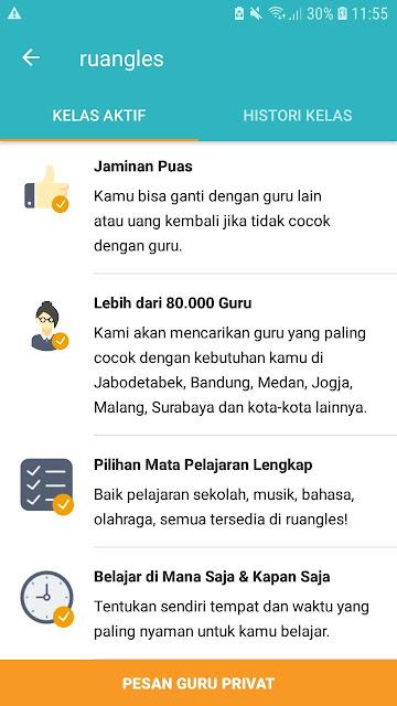 Guru Les Privat Bandung Murah Berkualitas
