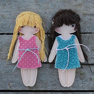 Felp paper doll