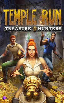 Temple run: Treasure hunters v1.2.141