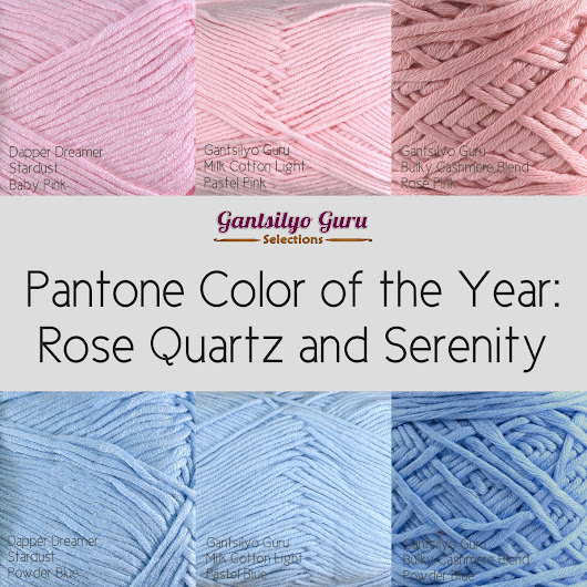 Pantone Color of the Year for 2016