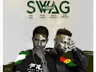 MIXTAPE:  DJ HABEX ft. DJ FLEX - SWAG MIXTAPE