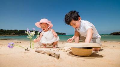 tips liburan bareng anak