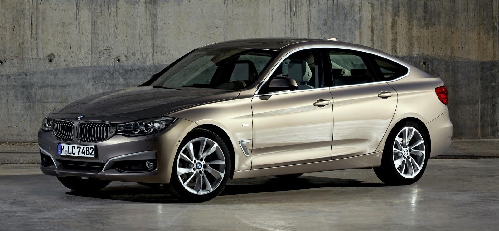 All BMW Models bmw 328i gran turismo uautoknow.net: 2014 BMW 3-Series Gran Turismo debuts - Update