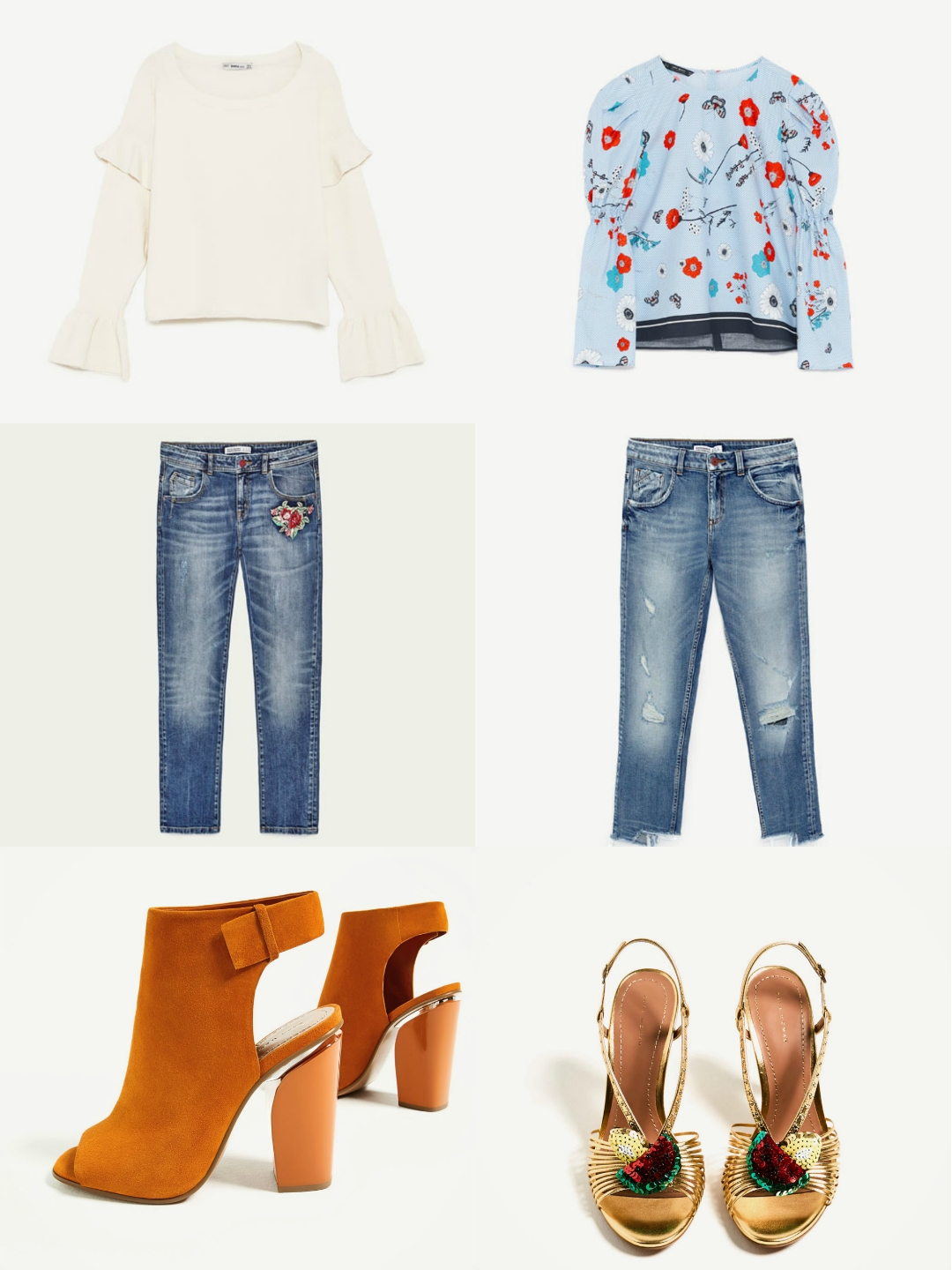 Eniwhere Fashion - Zara Spring Collection