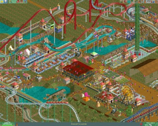 free download RollerCoaster Tycoon 2 Triple Thrill Pack