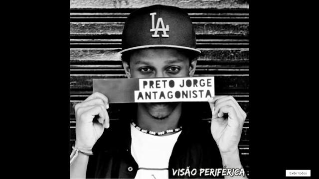 """O MC amapaense Preto Jorge ANTAGONISTA lança o EP """"Visão Periférica"""""""