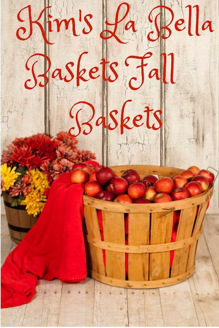 Kim's La Bella Baskets Fall Thanksgiving Gift Baskets Ideas