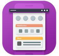 Download App for Notification Bar Customization