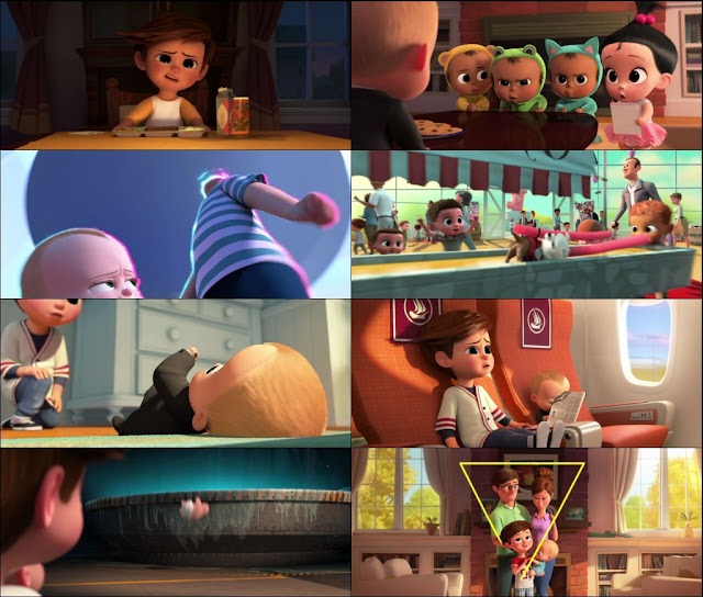 The Boss Baby 2017 Hollywood Movie Download in 720p BluRay