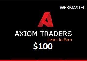 Bonus Forex Tanpa Deposit Axiom Traders $100