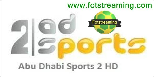 أبو الظبي الرياضية 2, Abu Dhabi Sports 2
