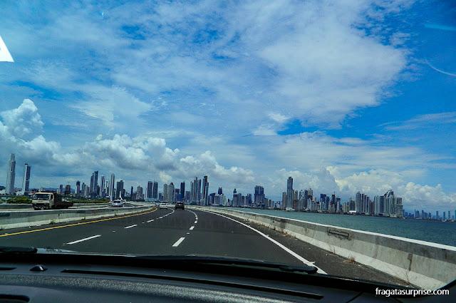 Corredor Sur, o caminho mais rápido do Aeroporto de Tocumen ao Centro da Cidade do Panamá