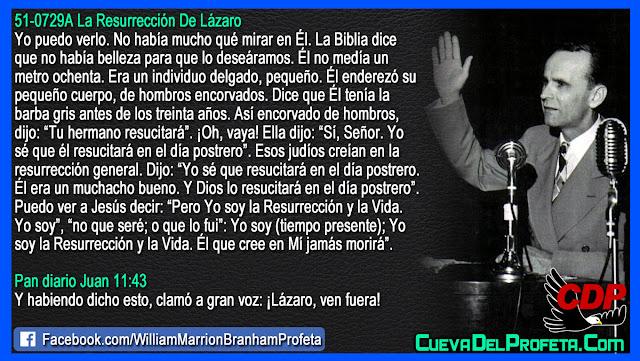 Él que cree en Mí - William Branham en Español